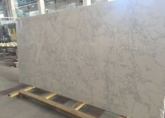 Kitchen / Bathroom Quartz Stone Slab 200 - Kekuatan Kompresi 240MPa